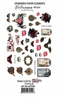 13arts: Victoriana Die Cut Ephemera