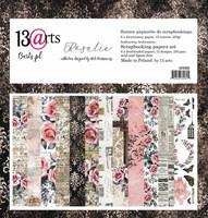 13arts: Rosalie  12x12 paperikokoelma