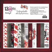 13arts: Unforgettable 12x12 paperikokoelma