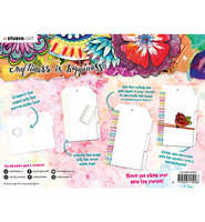Studio Light Art by Marlene: DIY Tag Journal - pakkaus