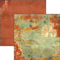 Ciao Bella Double-Sided Patterns Pad : Collateral Rust