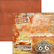 Ciao Bella 6x6 Paper Pad : Collateral Rust