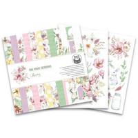 P13:  The Four Seasons  -Spring  6x6 - paperikokoelma