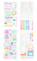 Craft Smart Clear stamps: Calendar  - leimasinsetti