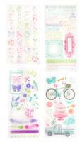 Craft Smart Clear stamps: In Bloom  - leimasinsetti