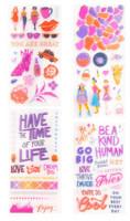 Craft Smart Clear stamps: Fabulousness  - leimasinsetti
