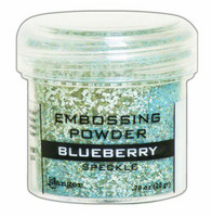 Ranger Embossing Powder: Blueberry Speckle 34ml