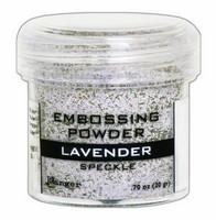 Ranger Embossing Powder: Lavender Speckle 34ml