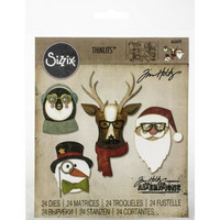 Sizzix Thinlits: Cool Yule