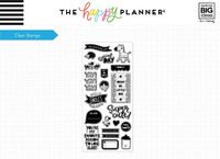 Mambi Happy Planner:  Baby Girl Clear Stamps