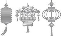 Spellbinders: Lanterns- stanssisetti