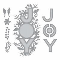 Spellbinders: Joy - stanssisetti