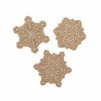 Spellbinders: Snowflakes - stanssisetti
