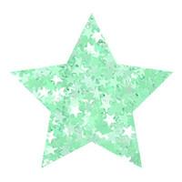 Aladine Izink: Stars Azur - confetti