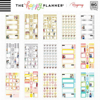 MAMBI Happy Planner Value: Rong Rong Everyday Functional Mini  -  iso tarrakirja