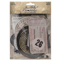 Tim Holtz Idea-ology Urban Layers