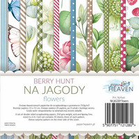 Paper Heaven: Berry Hunt 6 X 6 - paperikokoelma