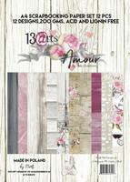 13arts: Amour A4  - paperikokoelma