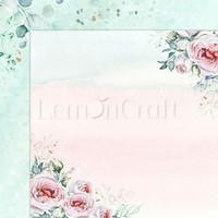 Lemoncraft: Blush 12x12 - paperikokoelma