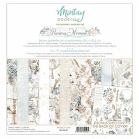 Mintay Papers: Precious Moment 12x12 - paperikokoelma
