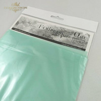 ITD Collection Foil Sheets: Pearl Mint Green