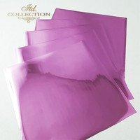 ITD Collection Foil Sheets: Rosy Termoton