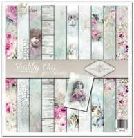 ITD Collection: Shabby Chic for Spring 12x12- paperikokoelma
