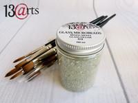 13arts Glass D3 Micropheres 100ml - isot mikrohelmet