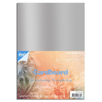 Joy Crafts: Silver Assortment A4 - peilikartonkipakkaus