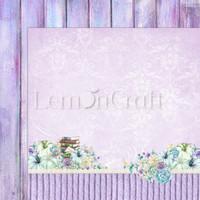 Lemoncraft: Autumn Twilight 12x12 - paperikokoelma