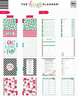 MAMBI Happy Planner Classic Christmas Extension Pack - jouluplanneri lisäosa
