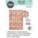 Sizzix 3D Texture Fades: Adorned Tile -kohokuviointikansio