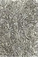 Sizzix 3D Texture Fades: Engraved -kohokuviointikansio