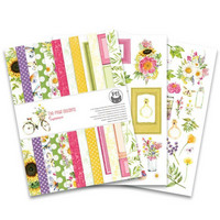 P13 : Four Seasons - Summer 6x8 - paperikokoelma