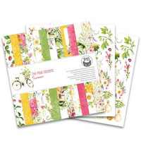 P13: Four Seasons - Summer 12x12 - paperikokoelma