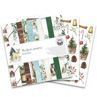 P13: Four Seasons - Winter 12x12 - paperikokoelma