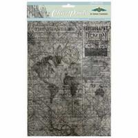 Stamperia Clear Prints A4 - asetaattikokoelma
