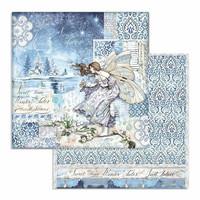 Stamperia: Winter Tales 12 x 12 paperikokoelma