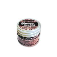 Stamperia Glamour Sparkles 40g : Ancient Pink - glittermurske