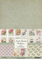 Reprint: In The Garden Collection A4 - paperikokoelma
