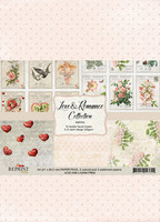 Reprint: Love & Romance Collection A4 - paperikokoelma