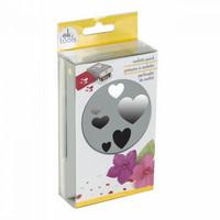 EK Success Confetti Punch: Hearts  - kuviolävistäjä