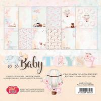 Craft & You Design: Baby Toys 12x12 - paperikokoelma