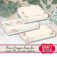 Craft & You Design: Flower Romance Box - A6