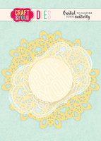 Craft & You: Doily 5 -stanssisetti