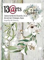 13arts: In Love A6 - paperikokoelma