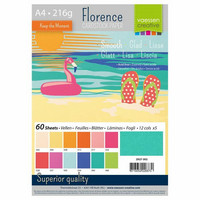Florence: Summer Smooth A4 -kartonkipakkaus