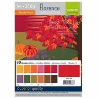 Florence: Autumn Smooth A4 -kartonkipakkaus