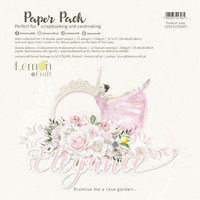 Lemoncraft: Elegance 12x12 - paperikokoelma