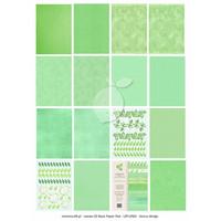 Lemoncraft: Leaves #2  A4  -paperilehtiö